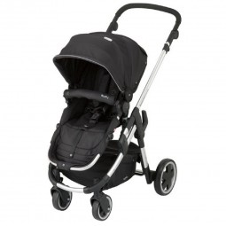 Kiddy click'n move 3 Babywanne - Racing Black