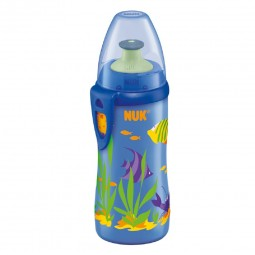 NUK Junior Cup - Trinkflasche Aquarium - 300 ml