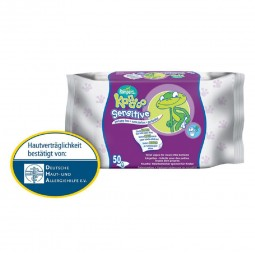 Pampers Kandoo - feuchtes Toilettenpapier - Sensitive