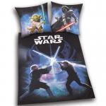 Kinderbettw�sche - Kinderbettw�sche Star Wars - Episode III - Linon