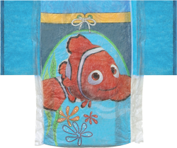 Huggies Little Swimmers Designbeispiel Findet Nemo