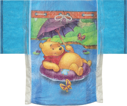 Huggies Little Swimmers Designbeispiel Tigger