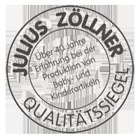Julius Zöllner Qualitätssiegel