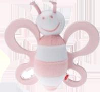 NUK Baby Rose Schmetterlingsrassel (noch nicht einzeln erhältlich)