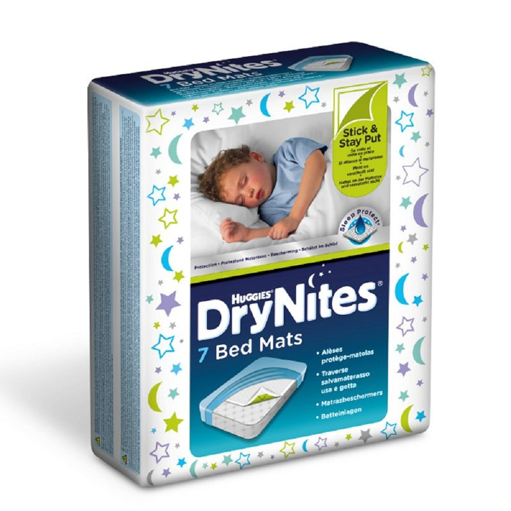 Huggies DryNites Bed Mats Betteinlagen