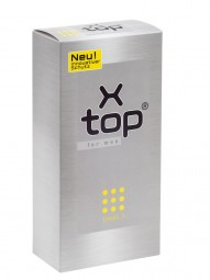 x-top Level 3 for Men - innovatives Urinalkondom